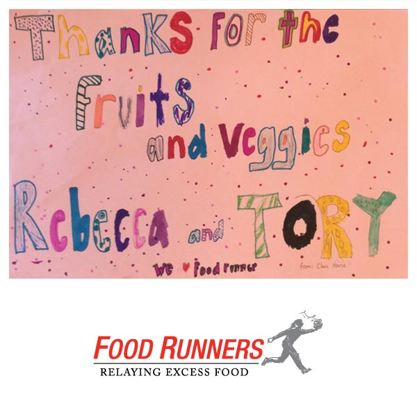 SuperHero Street Fair - SuperHero Award Winner: Food Runners